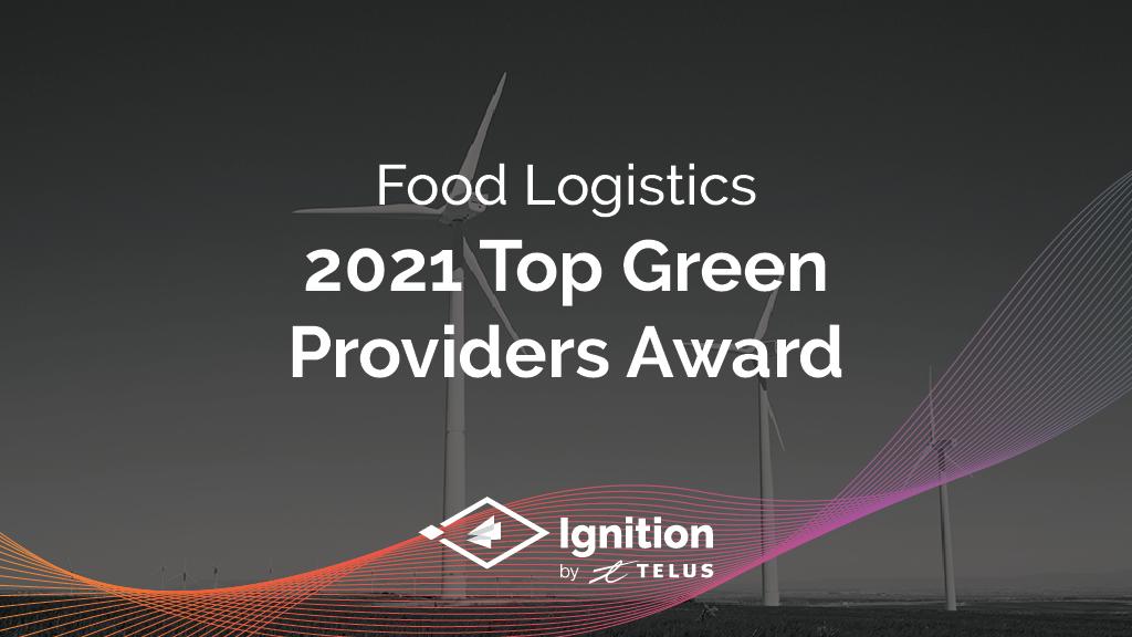 2021 Top Green Providers List
