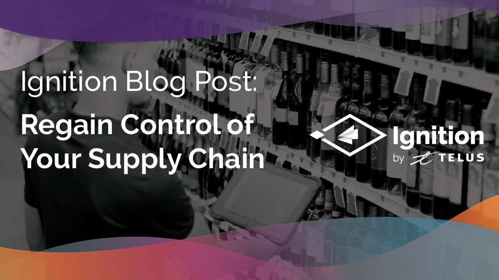 Supply chain management control solutions